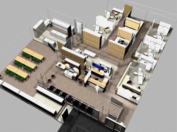 ユニゾン・デンタル・オフィス 診療環境